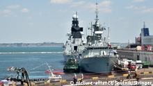 Ukraine Odessa NATO Manöver Sea Breeze