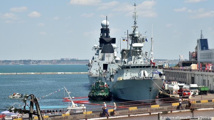 Загалом у міжнародних навчаннях Sea Breeze 2019 взяли участь понад тридцять кораблів з 19-ти країн світу