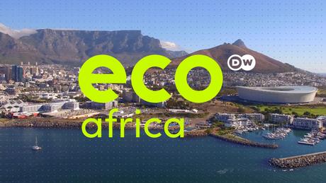 DW Eco Africa (Sendungslogo englisch)