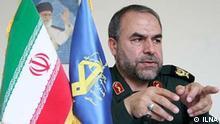 Yadollah Javani, Leiter des politischen Büros der iranischen Revolutionsgarde