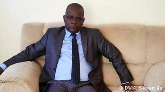 Elias Dhlakama - Bruder von Afonso Dhlakama und Mitglieder der Partei RENAMO in Mosambik
