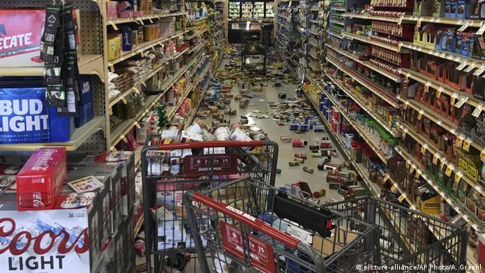 BG Kalifornien Erdbeben (picture-alliance/AP Photo/A. Graehl)