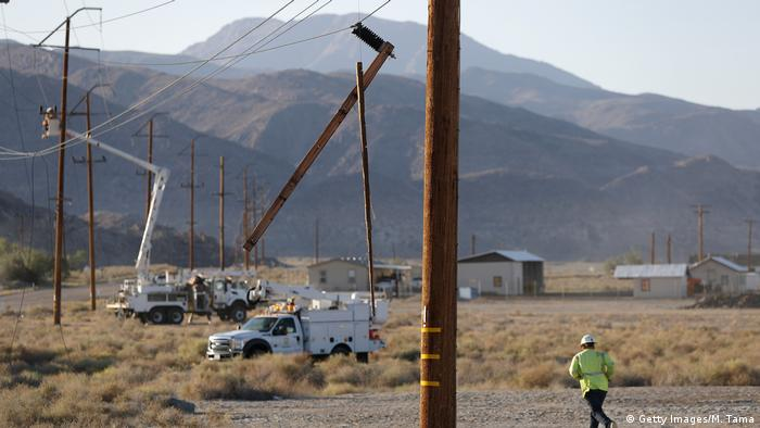 BG Kalifornien Erdbeben (Getty Images/M. Tama)