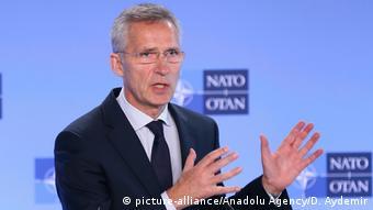 Brüssel Jens Stoltenberg, NATO-Generalsekretär