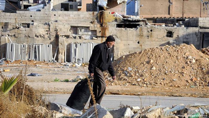 Syrien Damaskus | Al-Qadam Viertel