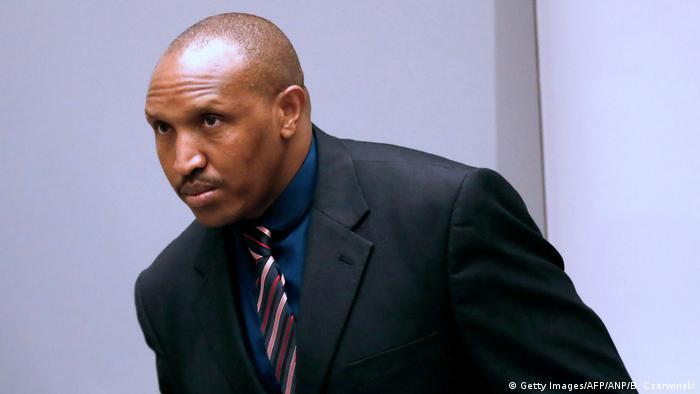 Niederlande Internationaler Gerichtshof Prozess Bosco Ntaganda Den Haag