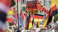 Dresden | Pegida Demonstration