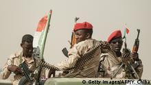 Sudan Khartum Abraq | Mitglieder der RSF - Rapid Support Forces