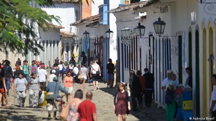 Brasilien Weltkulturerbe Paraty (Agência Brasil)