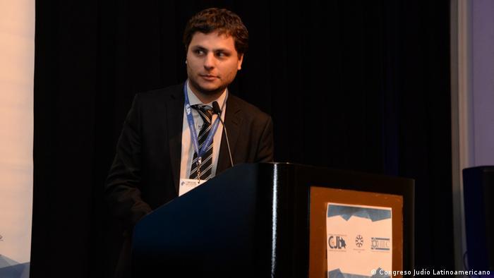 Ariel Seidler - Jüdischer Weltkongress / Lateinamerika