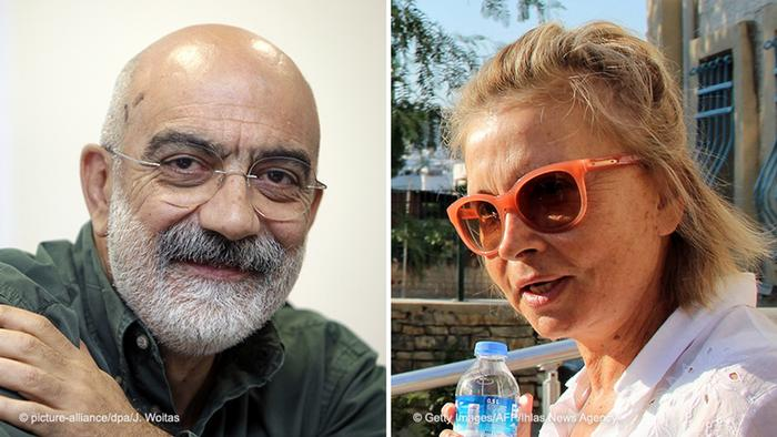 Ahmet Altan & Nazli Ilicak