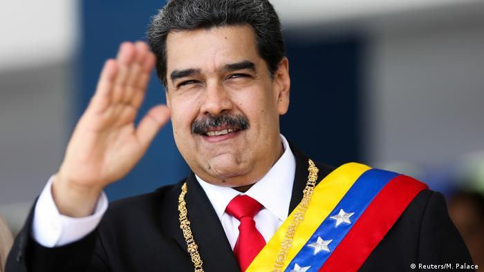 """Maduro considerará """"acto hostil"""" invocación del Tratado de Río ..."""