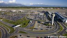 Alaska, International Airport in Anchorage