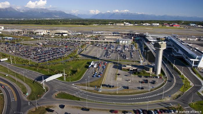 فرودگاه بینالمللی انکوریج
