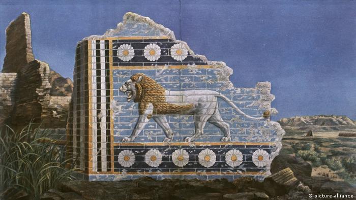 خرابههای بابل به لیست میراث فرهنگ جهانی وارد شد