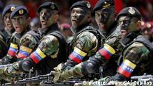 Unabhängigkeitstag in Venezuela