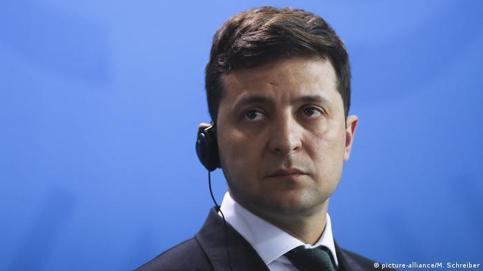 Український президент Володимир Зеленський