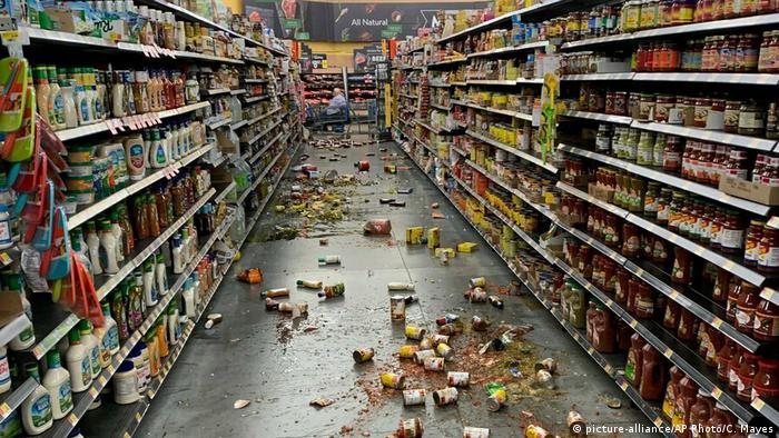 USA Erdbeben