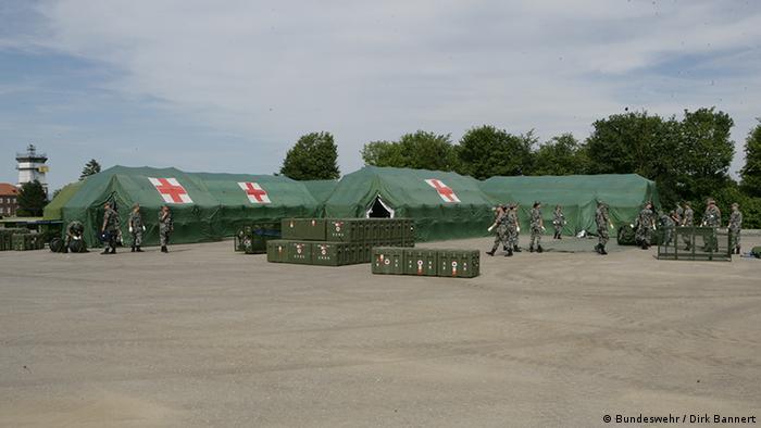 Combined Aid 2019 (Bundeswehr / Dirk Bannert)