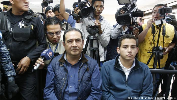 Jose Manuel Morales Marroquuin, Samuel Everardo Morales (picture-alliance/AP Photo/M. Castillo)
