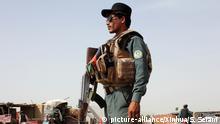 Afghanistan Sicherheitskräfte in Kandahar