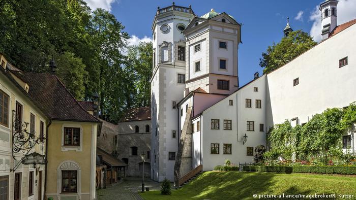 Водонапорные башни в Аугсбурге