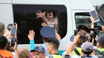 Июньские протесты в Алма-Ате