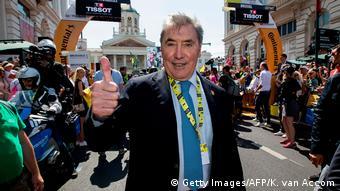 A good 50 years ago, Eddy Merckx won his first Tour de France