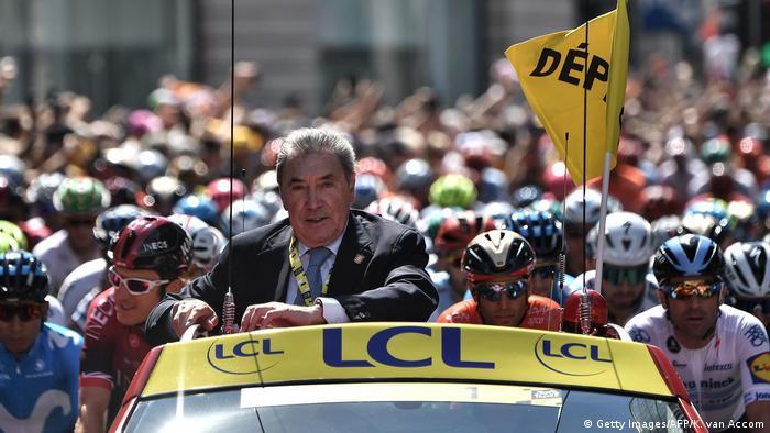 Eddy Merckx (Getty Images/AFP/K. van Accom)