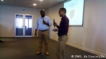 Mosambik Präsentation neues Projekt, Sasol