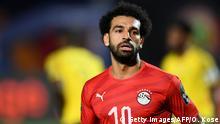Afrika-Cup 2019 Achtelfinale | Ägypten vs. Südafrika | Mohamed Salah