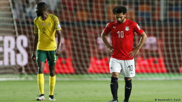Afrika-Cup 2019 Achtelfinale | Ägypten vs. Südafrika (Reuters/A.A. Dalsh)