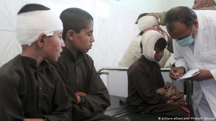 Afghanistan Anschlag in Ghazni