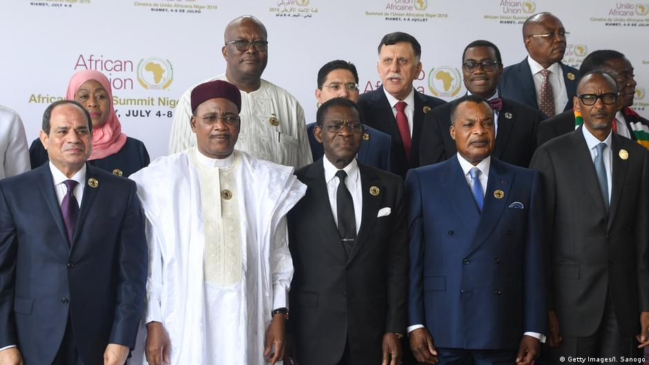 African leaders launch landmark 55-nation trade zone | DW | 07.07.2019