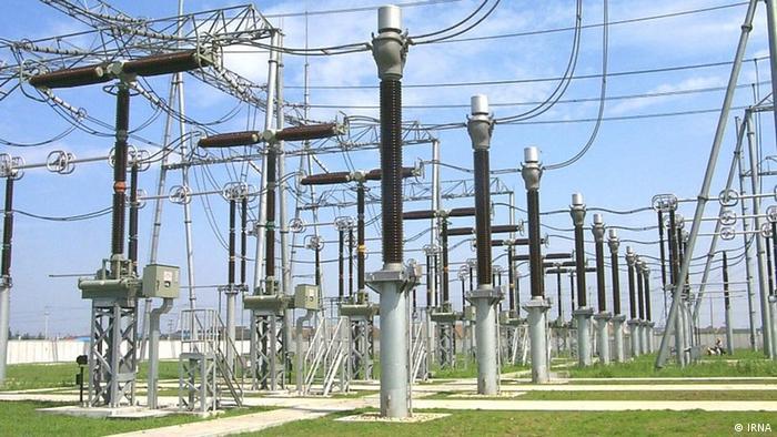 Iran Stromproduktion