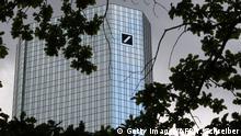 Deutschland Frankfurt am Main | Zentrale der Deutschen Bank