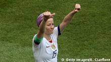 FIFA Frauenfußball WM 2019 Finale USA - Niederlande