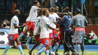 DR Congo thought they had turned the game with their late equalizer