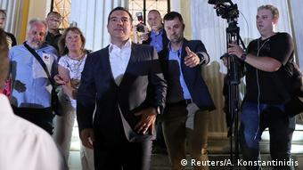 Ο Τσίπρας είχε αναλάβει την ευθύνη της Ελλάδας σε μια εποχή όταν Σοσιαλιστές και συντηρητικοί την είχαν οδηγήσει στα βράχια