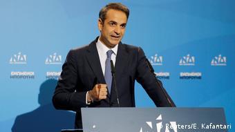 Το Βερολίνο κρίνει θετικά τις πρώτες μεταρρυθμιστικές προσπάθειες του Κ. Μητσοτάκη