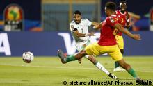 Ägypten Afrika-Cup - Algerien vs. Guinea
