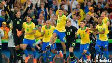 Brasilien Copa America - Brasilien vs. Peru