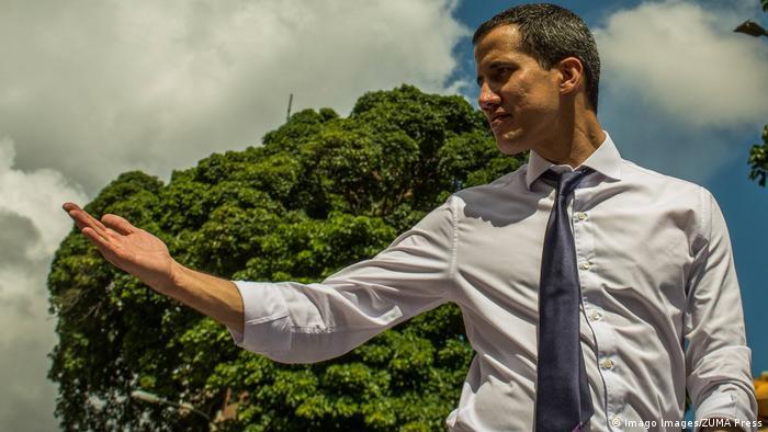 Venezuela Juan Guaido in Caracas (Imago Images/ZUMA Press)