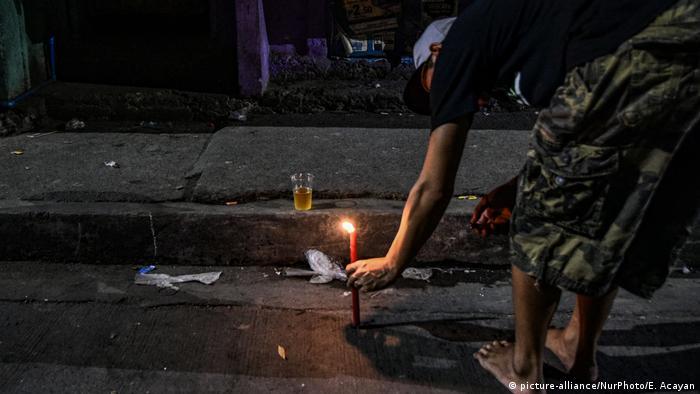 Philippinen Kampf gegen Drogen