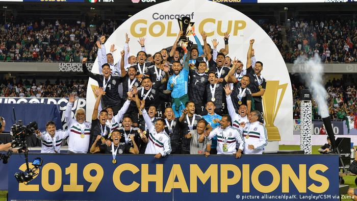 CONCACAF Gold Cup: Mexiko - USA (picture alliance/dpa/K. Langley/CSM via Zuma)