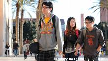 USA CHinesische Studenten in Los Angeles