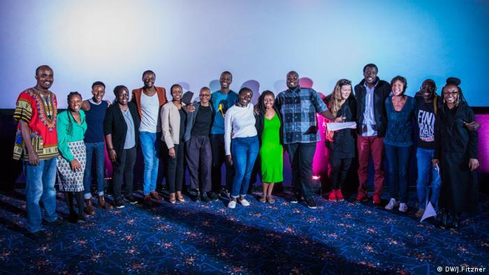 DW Akademie Workshop Nairobi Kenia (DW/J.Fitzner)