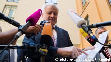 Deutschland Innenminister Horst Seehofer