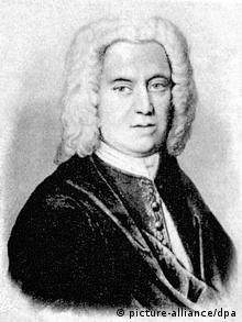 Иоганн Мария Фарина. С портрета XVIII века