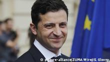 Ukraine Kiew Gipfeltreffen mit EU Wolodymyr Selenskyj